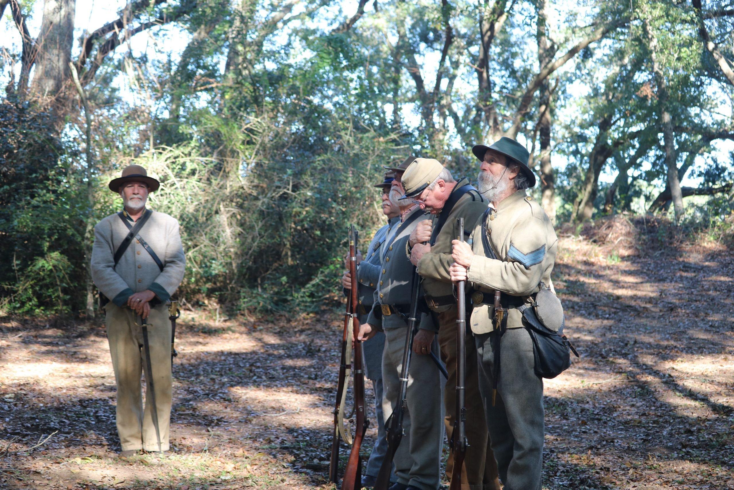 Battle of Secessionville Re-Enactment 3