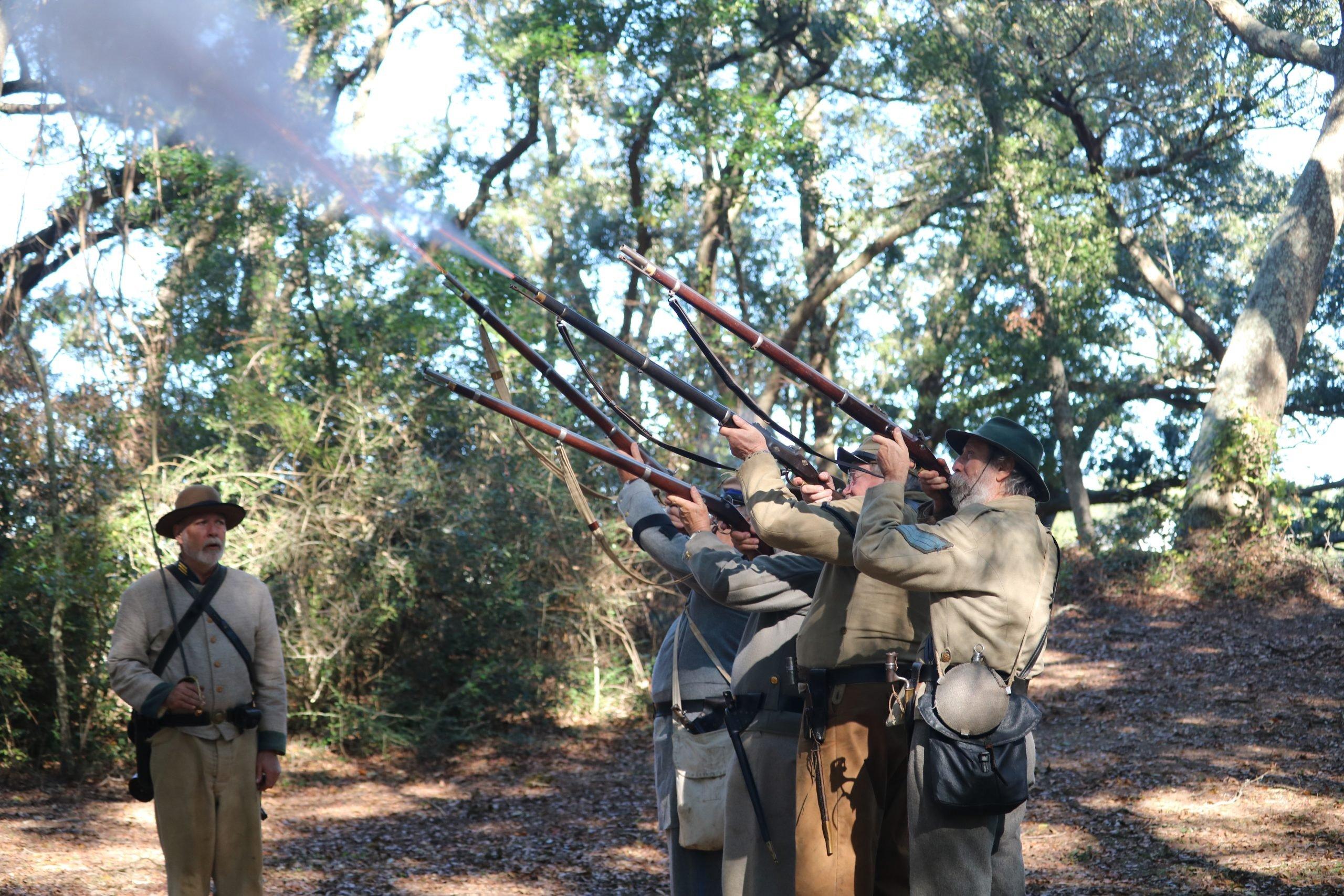 Battle of Secessionville Re-Enactment 4