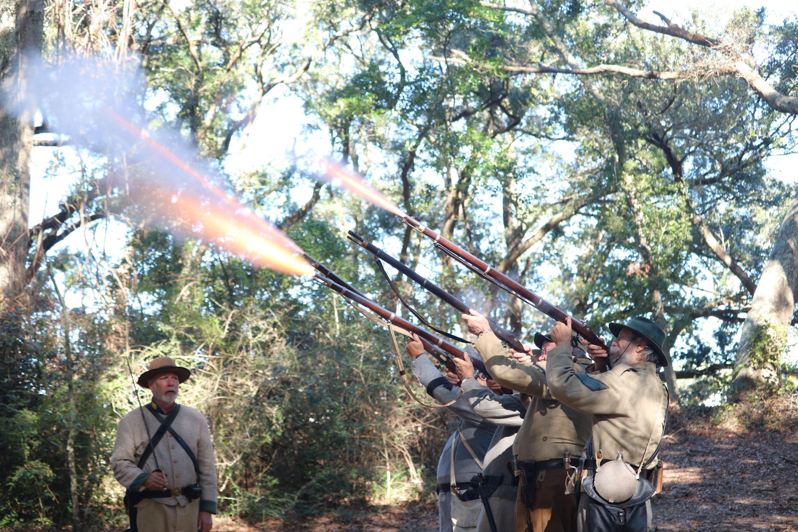 Battle of Secessionville Re-Enactment 5