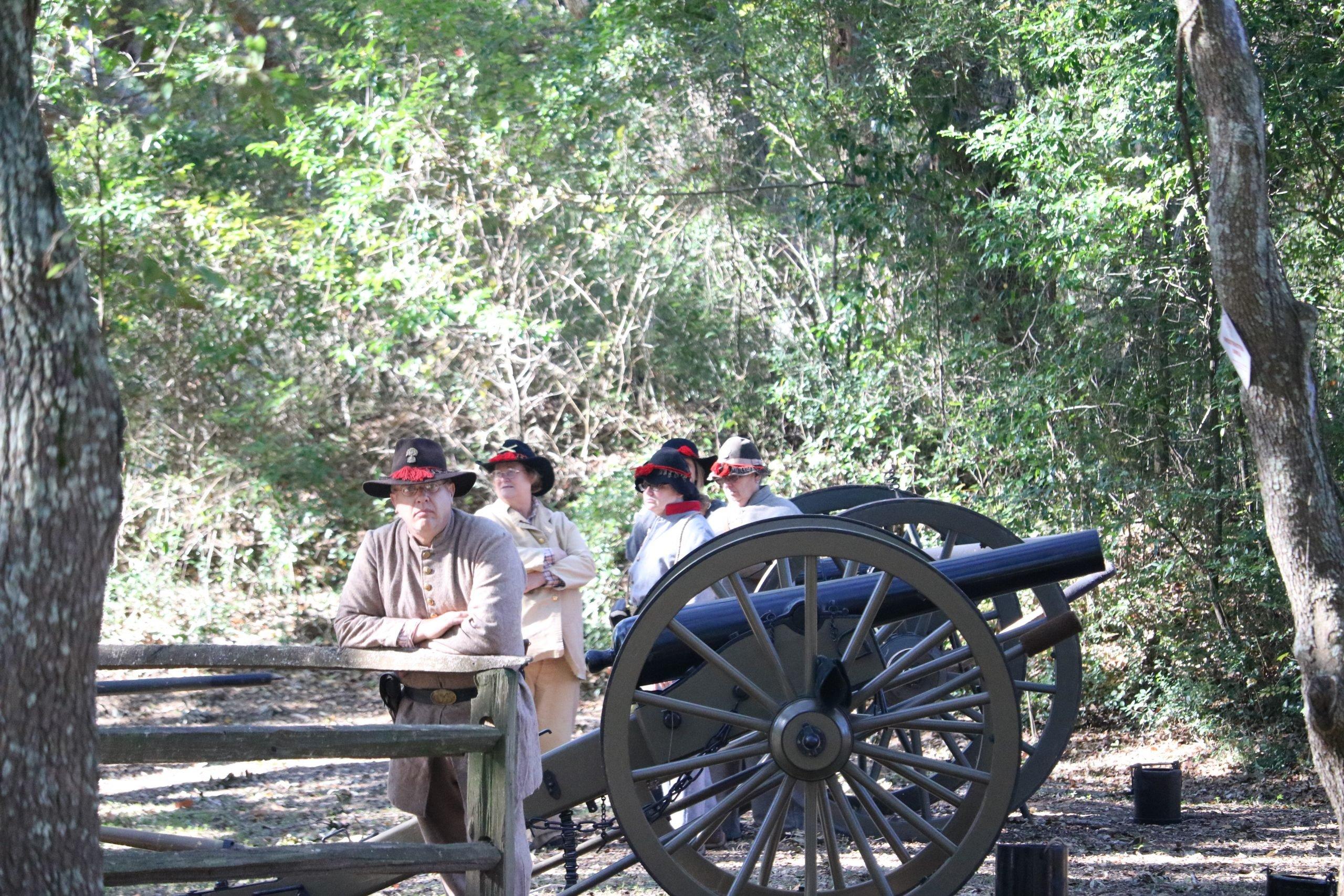Battle of Secessionville Re-Enactment