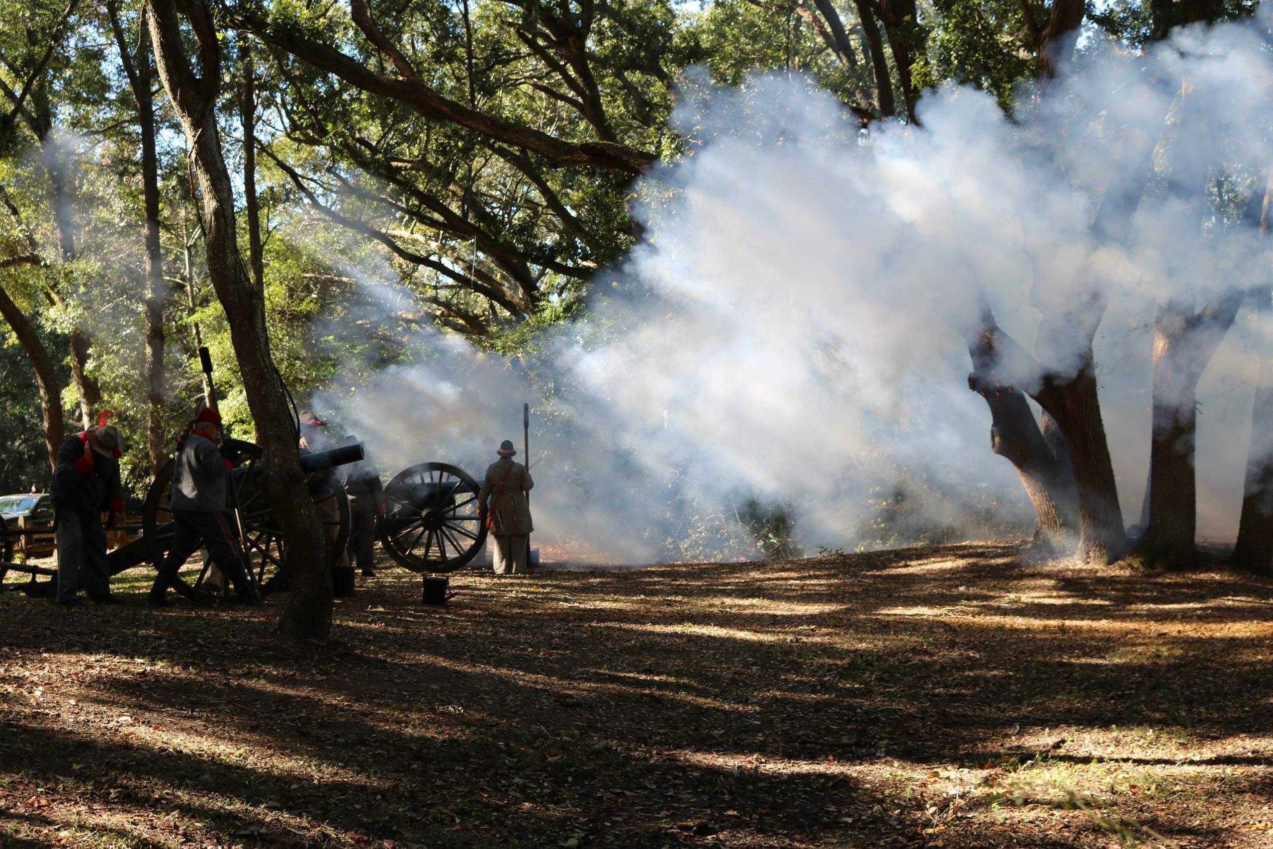 Civil War Reenacting 3