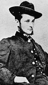 Col Slidell, commander of the 144th NY was only 26 at the time of the battle