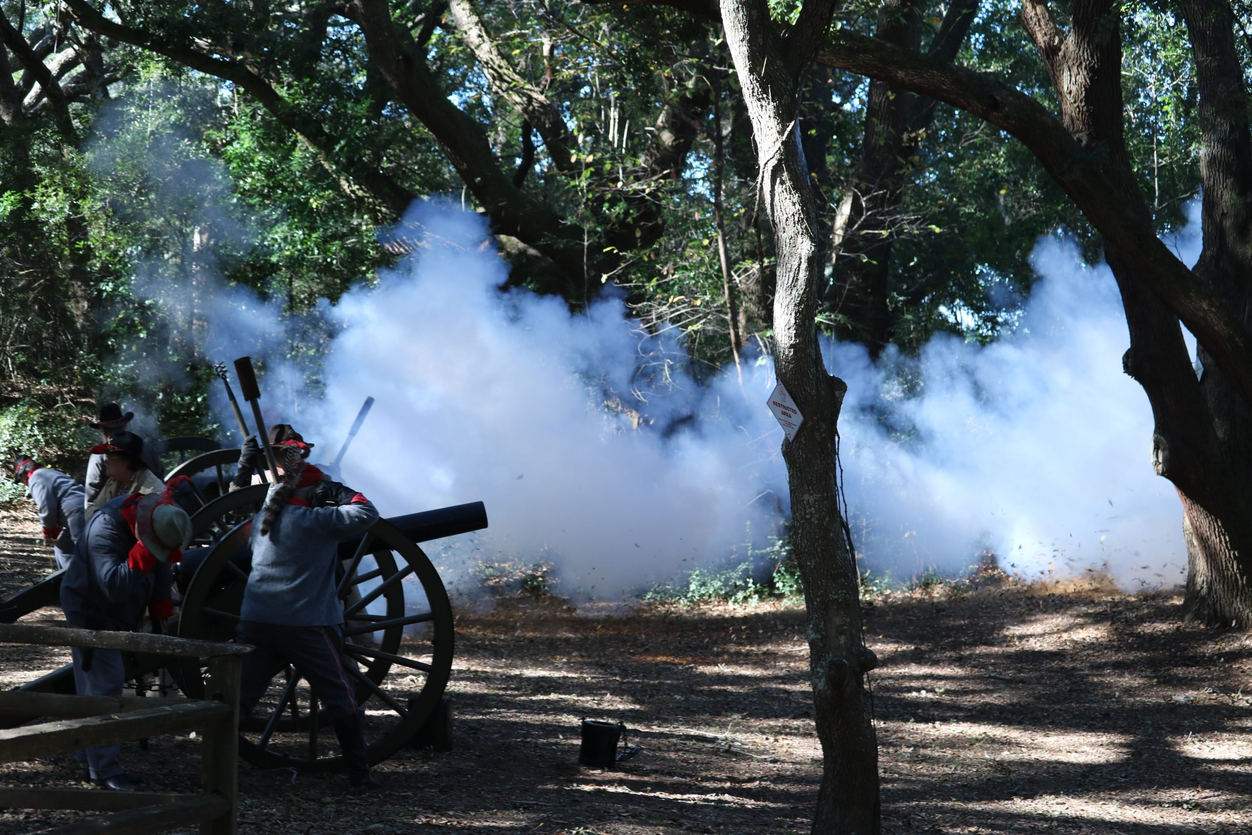 Confederate Artillery 2