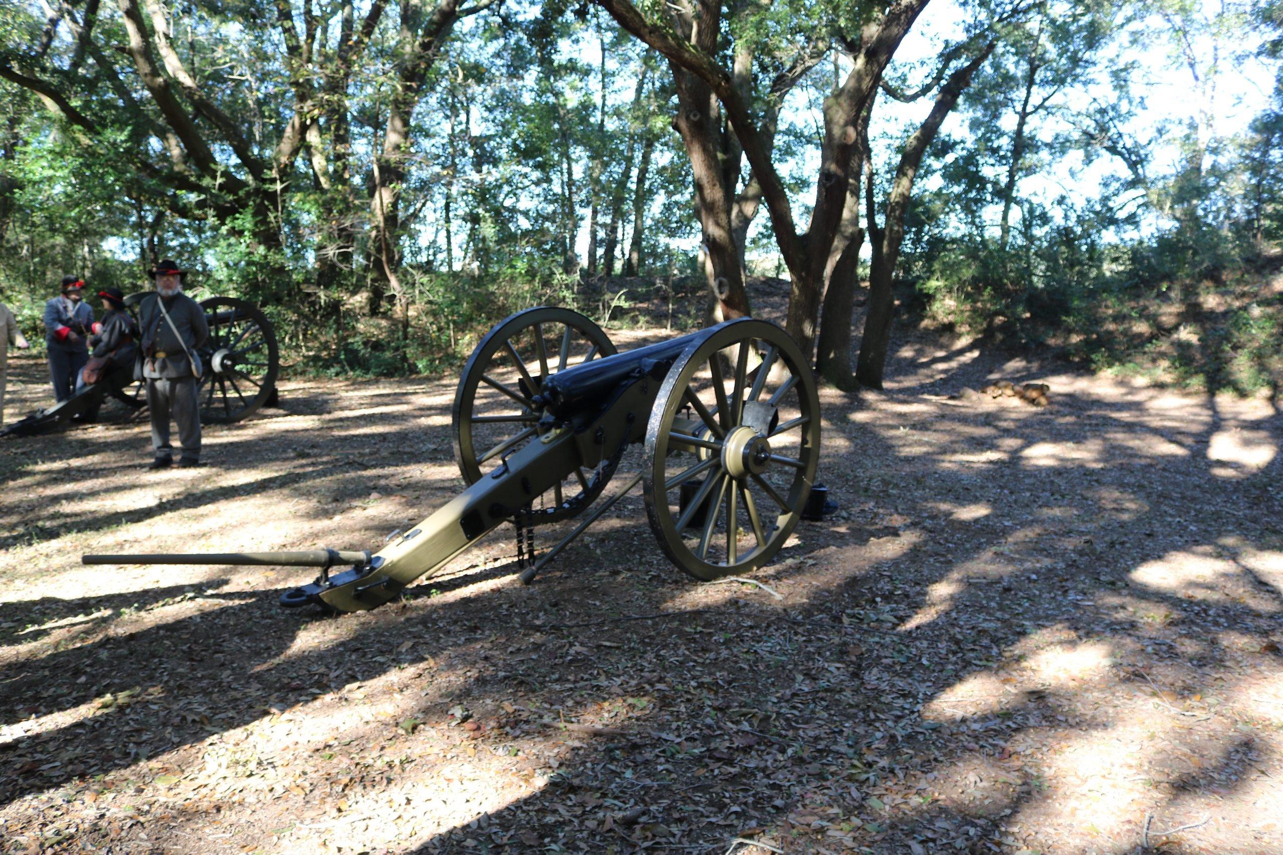 Confederate Artillery 3