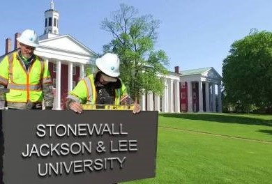Why KEEP THE NAME Lee in Washington and Lee University