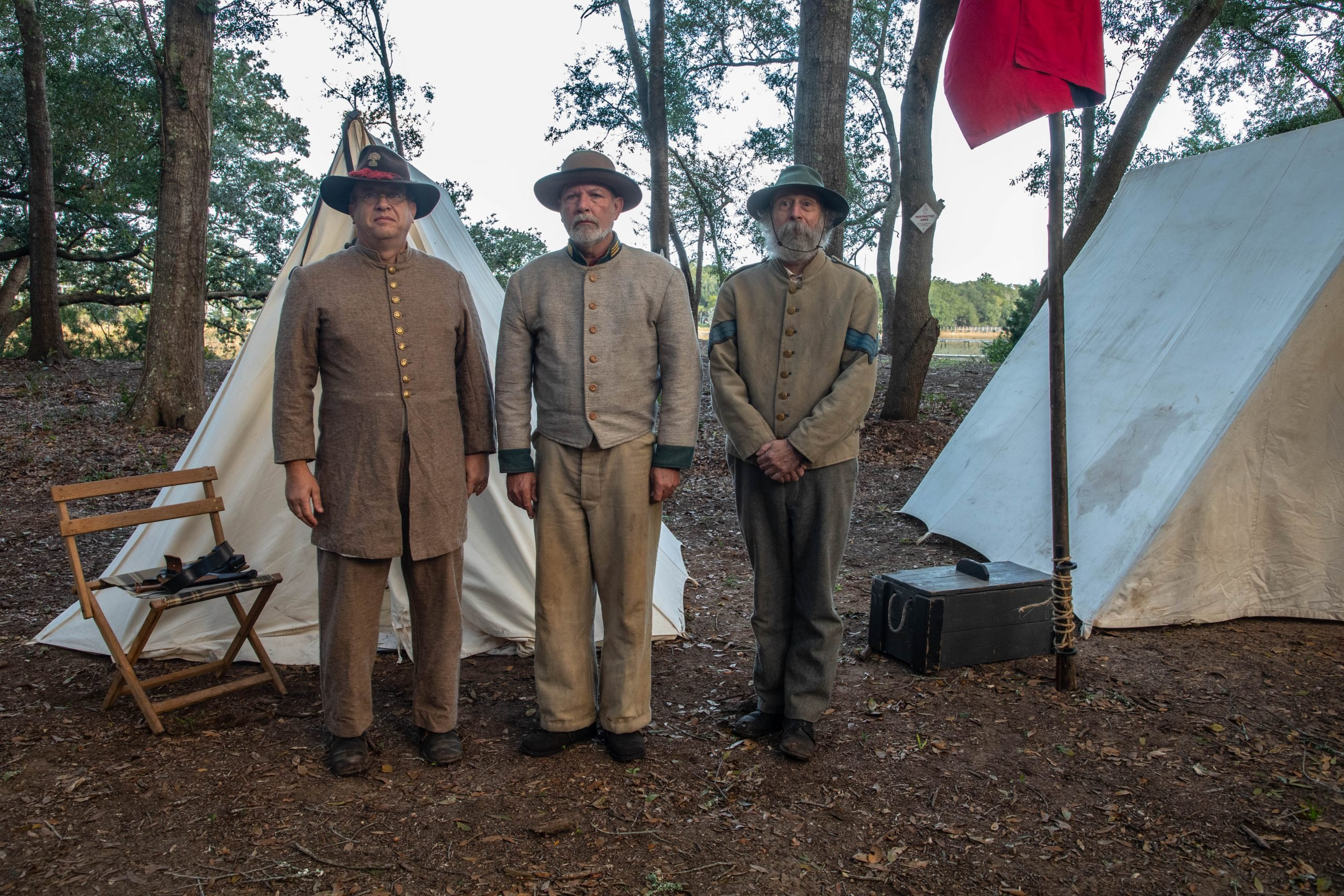 SCV Members Charleston South Carolina 2
