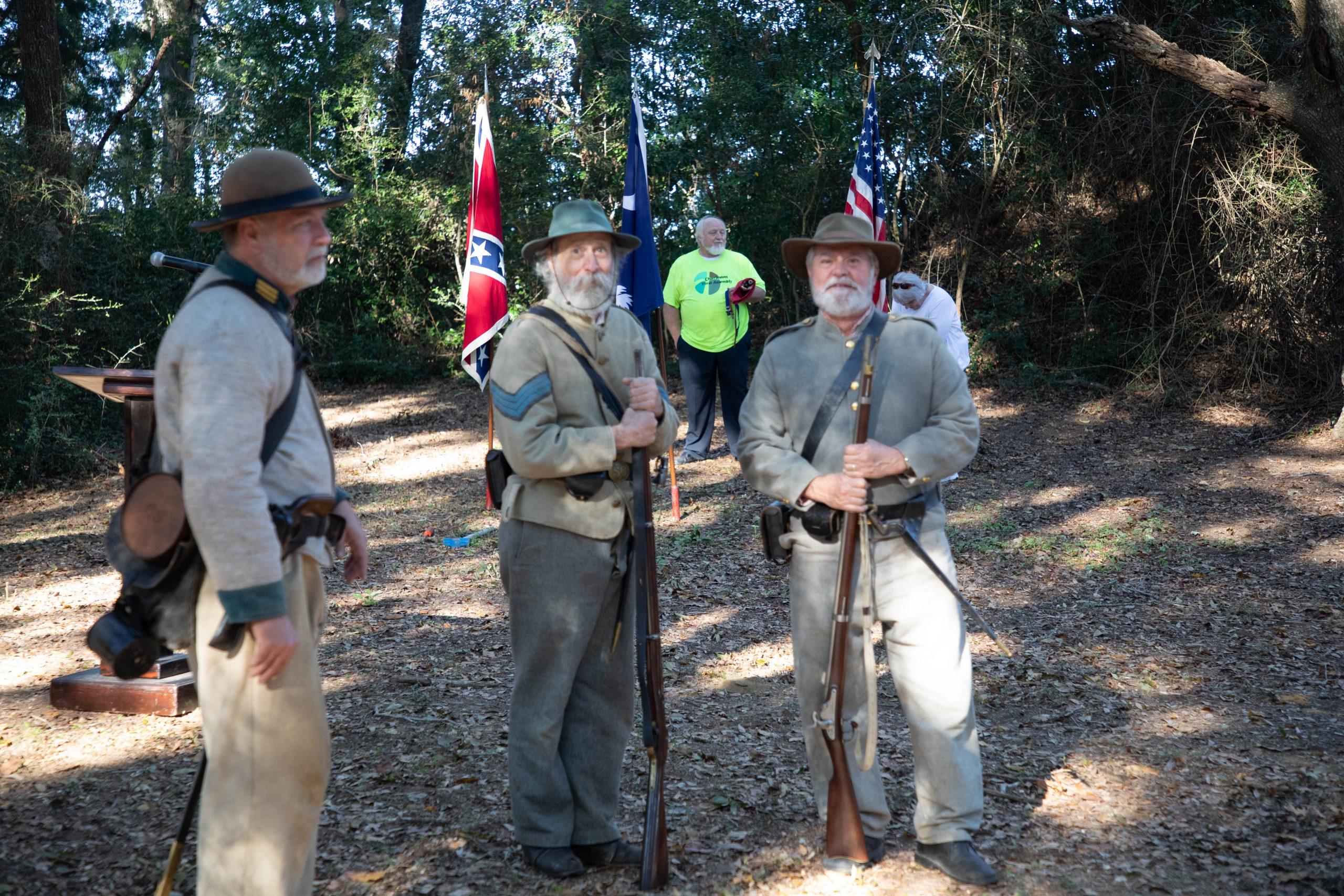 SCV Members Charleston South Carolina 3
