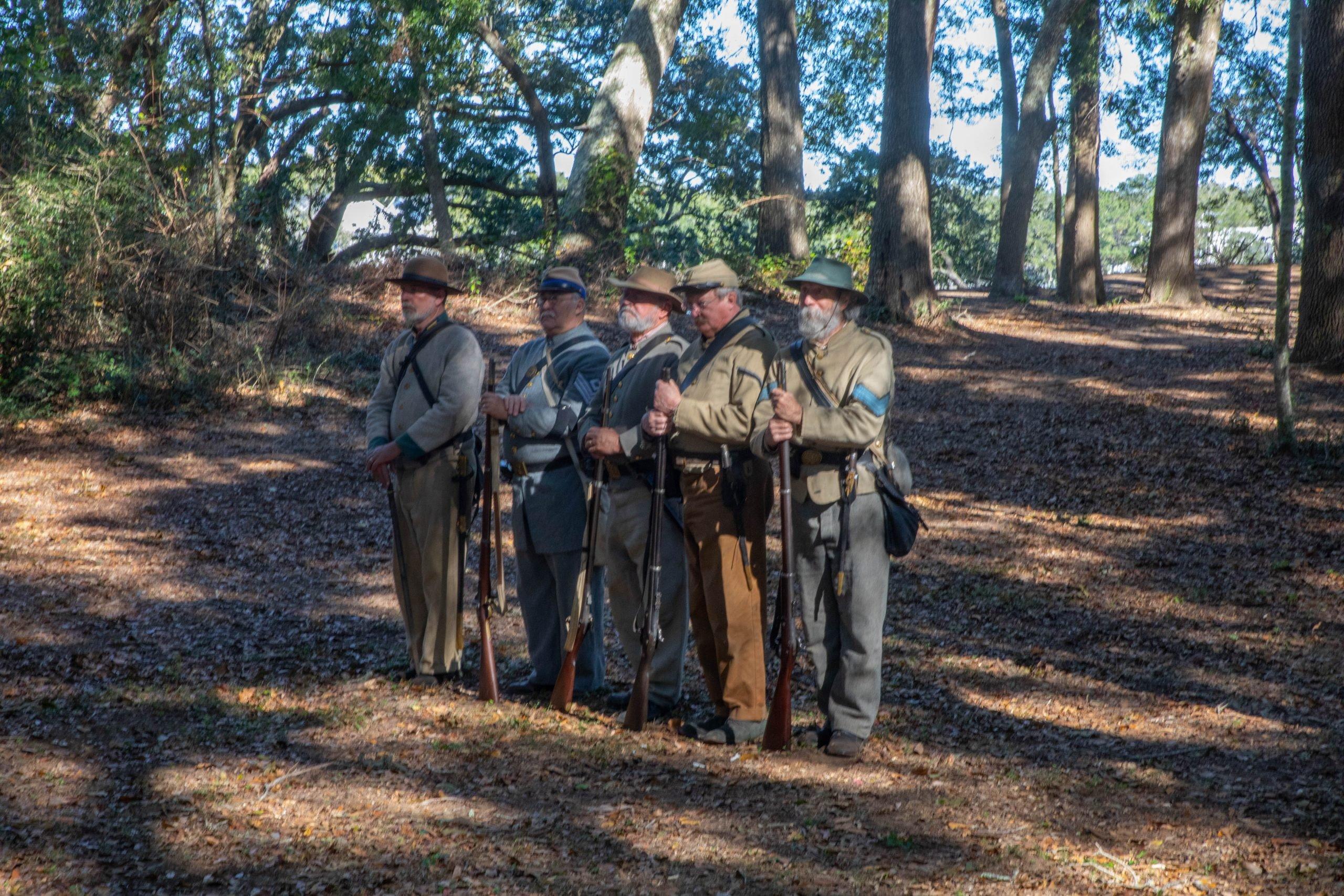 Sons of Confederate Veterans C.S.A. South Carolina 15