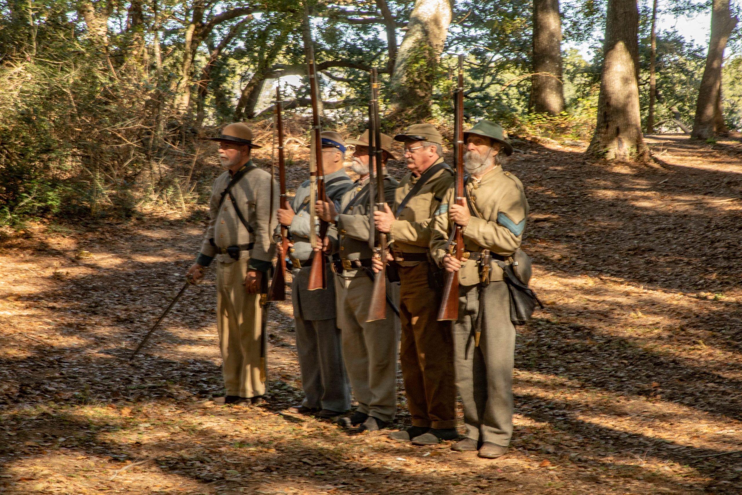 Sons of Confederate Veterans C.S.A. South Carolina 16