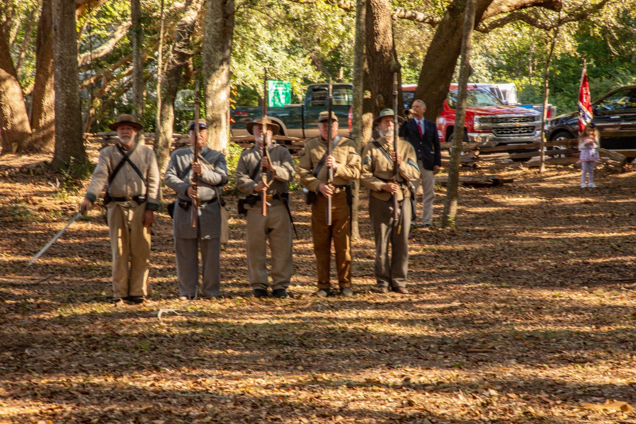 Sons of Confederate Veterans C.S.A. South Carolina 17
