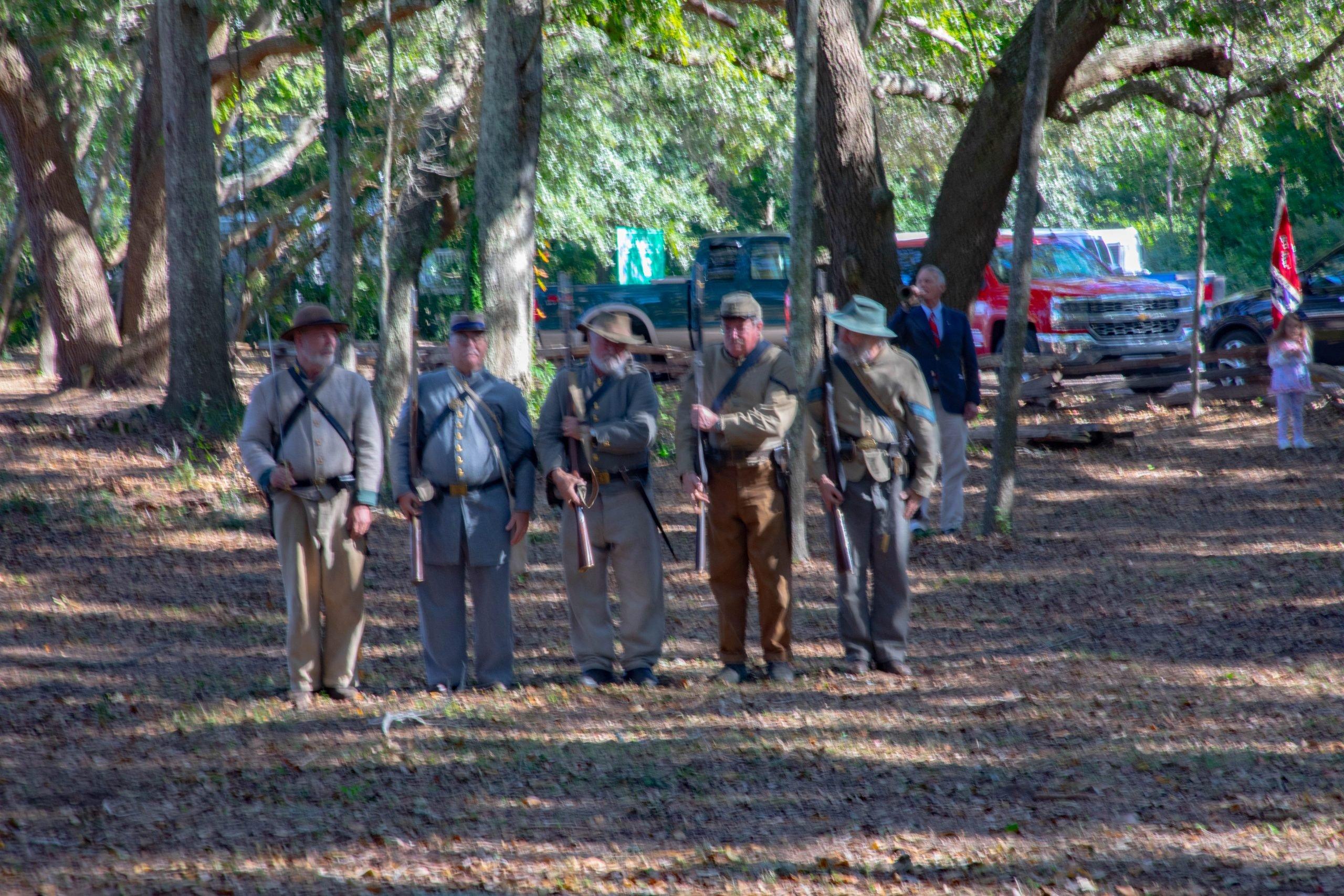 Sons of Confederate Veterans C.S.A. South Carolina 18