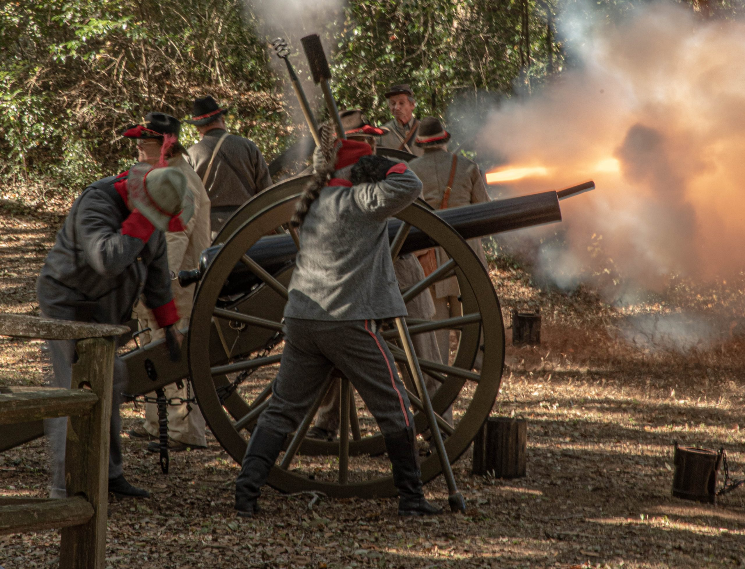 Sons of Confederate Veterans C.S.A. South Carolina 23