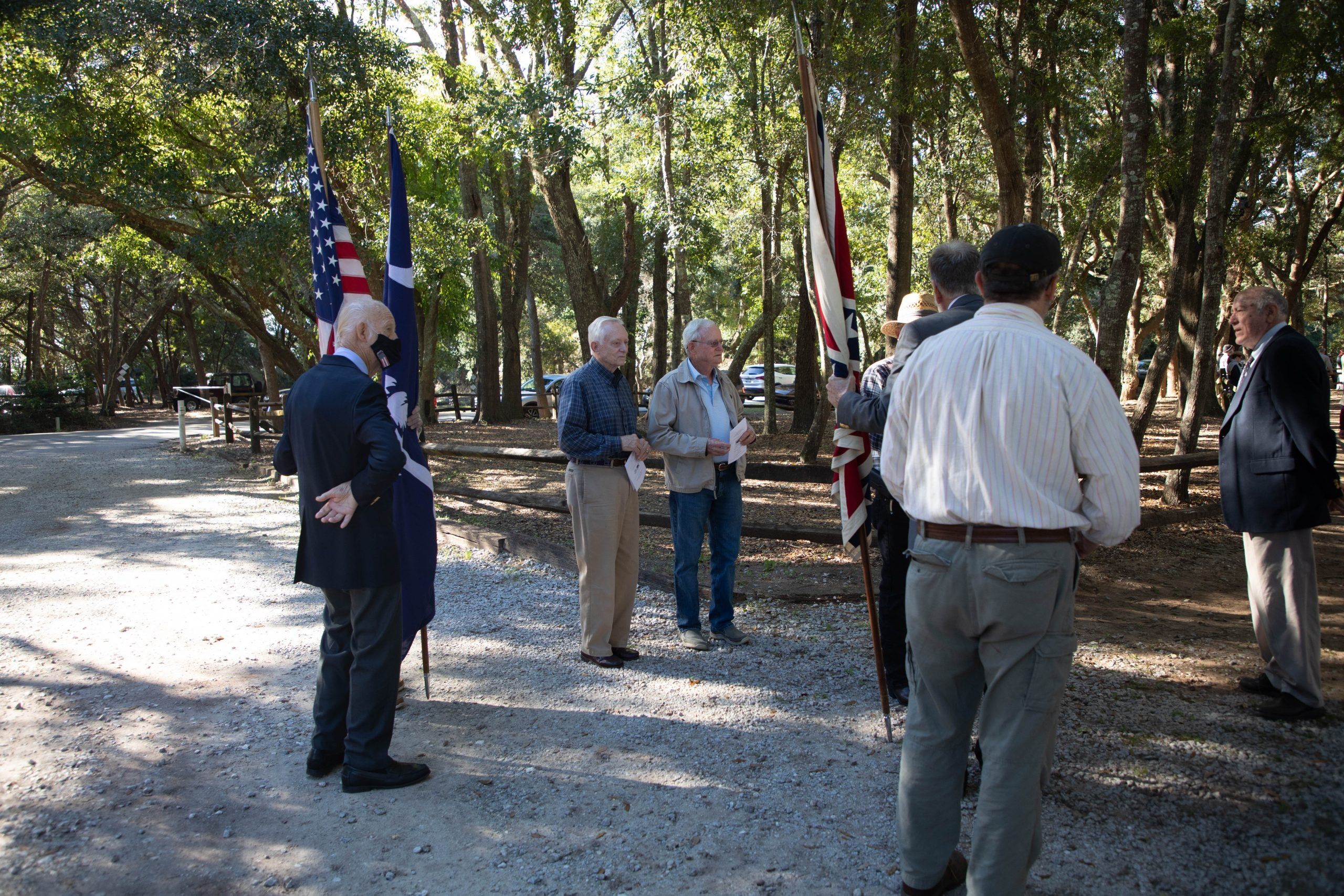 Sons of Confederate Veterans C.S.A. South Carolina 24