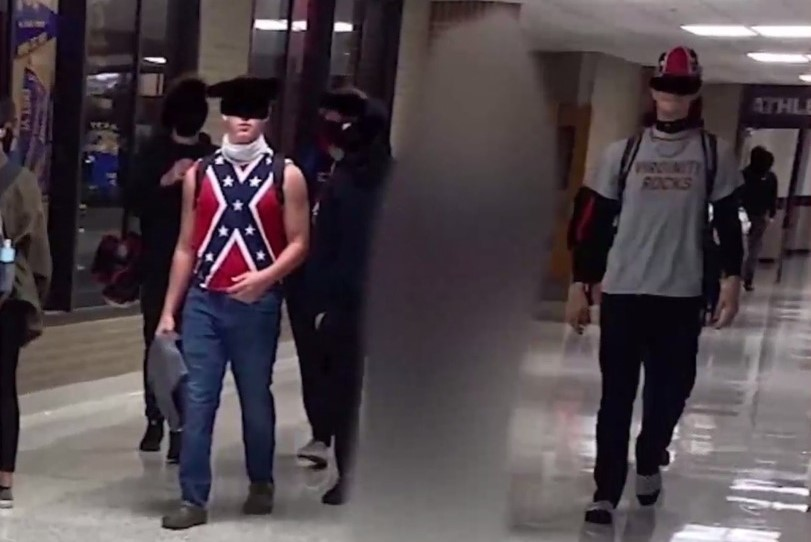 Students Expelled from school for wearing Confederate Clothing