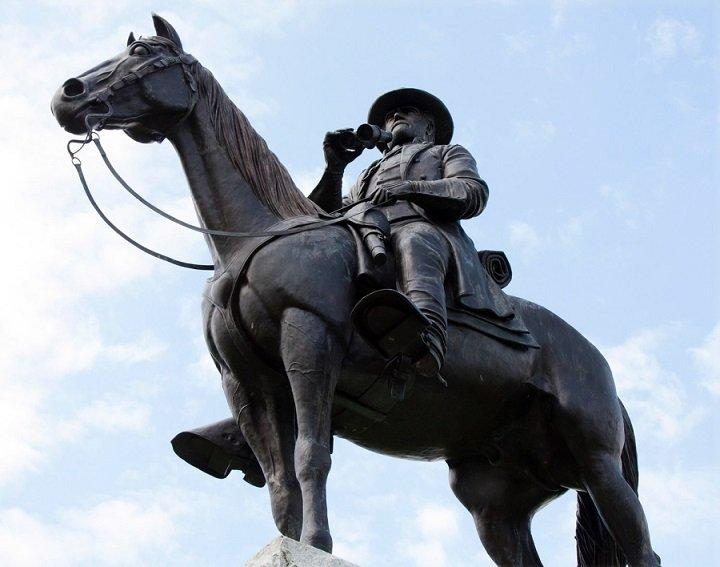 Robert E. Lee on the Antietam National Battlefield