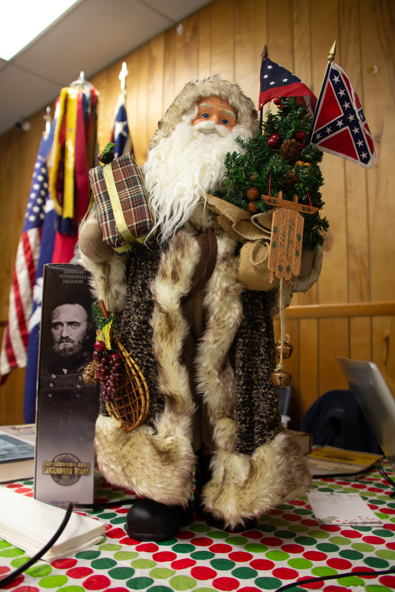 Sons of Confederate Veterans Christmas Party 2020 1