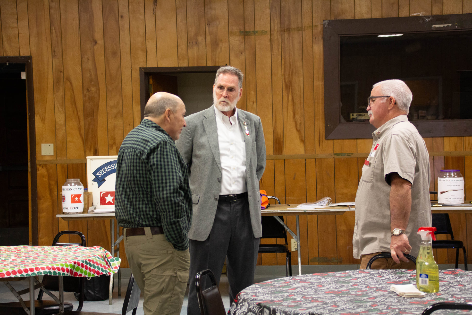 Sons of Confederate Veterans Christmas Party 2020 10