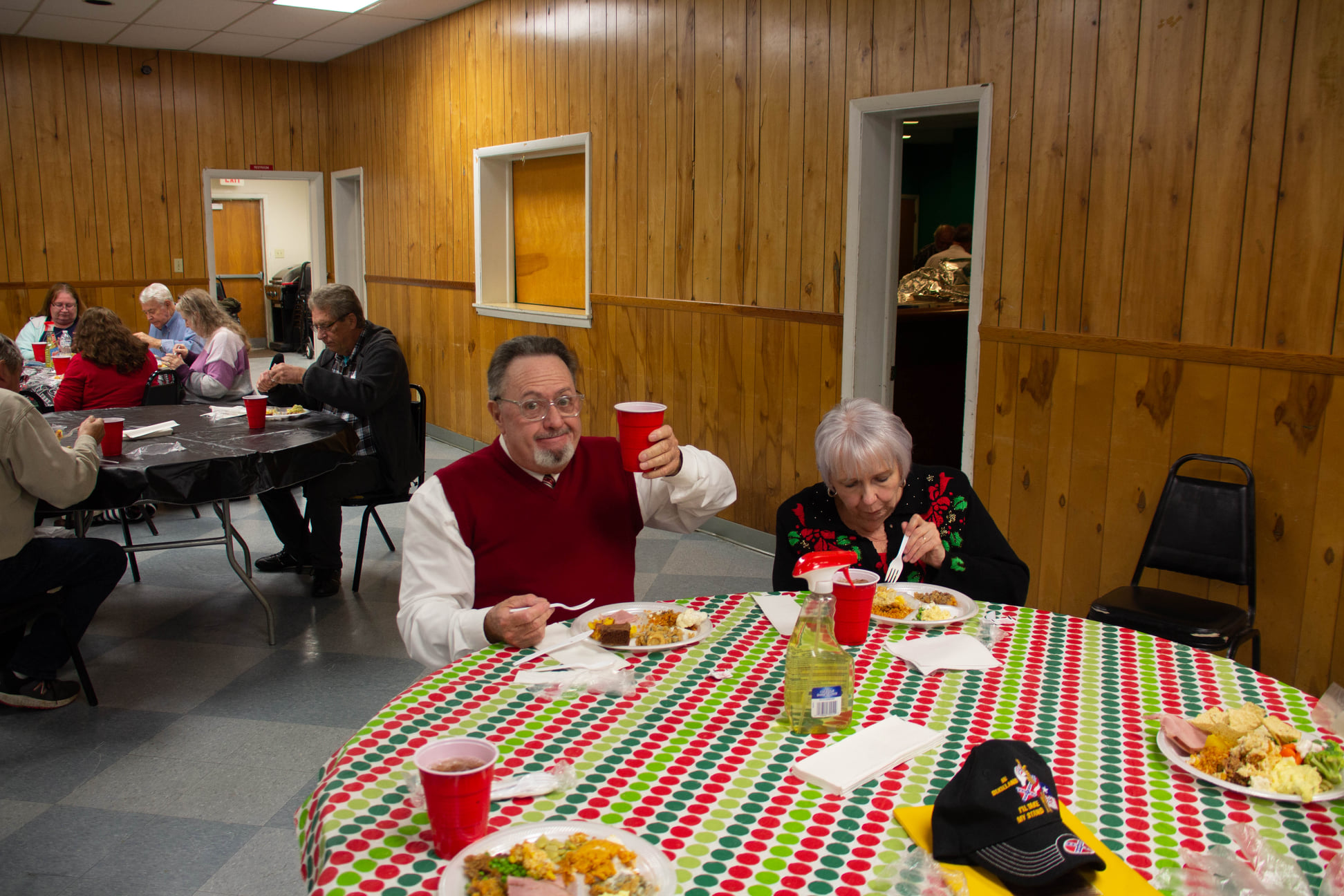 Sons of Confederate Veterans Christmas Party 2020 31