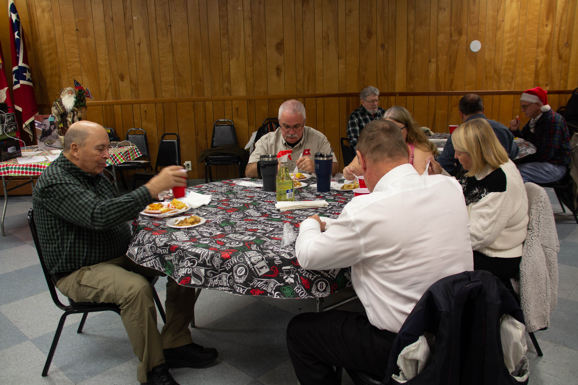 Sons of Confederate Veterans Christmas Party 2020 33