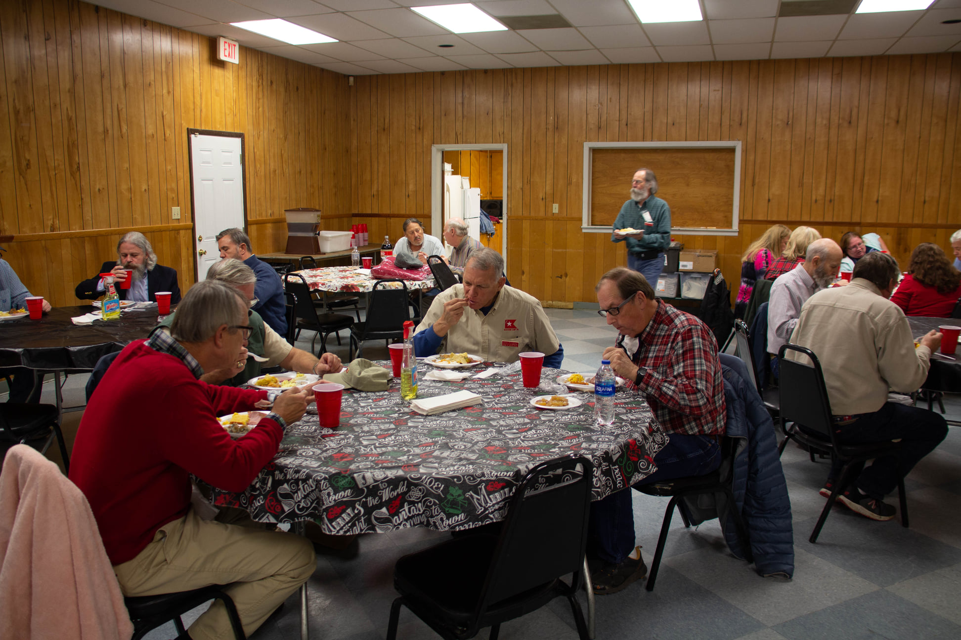 Sons of Confederate Veterans Christmas Party 2020 34