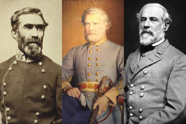 Why were U.S. Military Bases named after Confederate Generals?