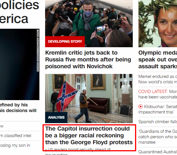 Confederate Flag Picture being used to promote racisim by the media