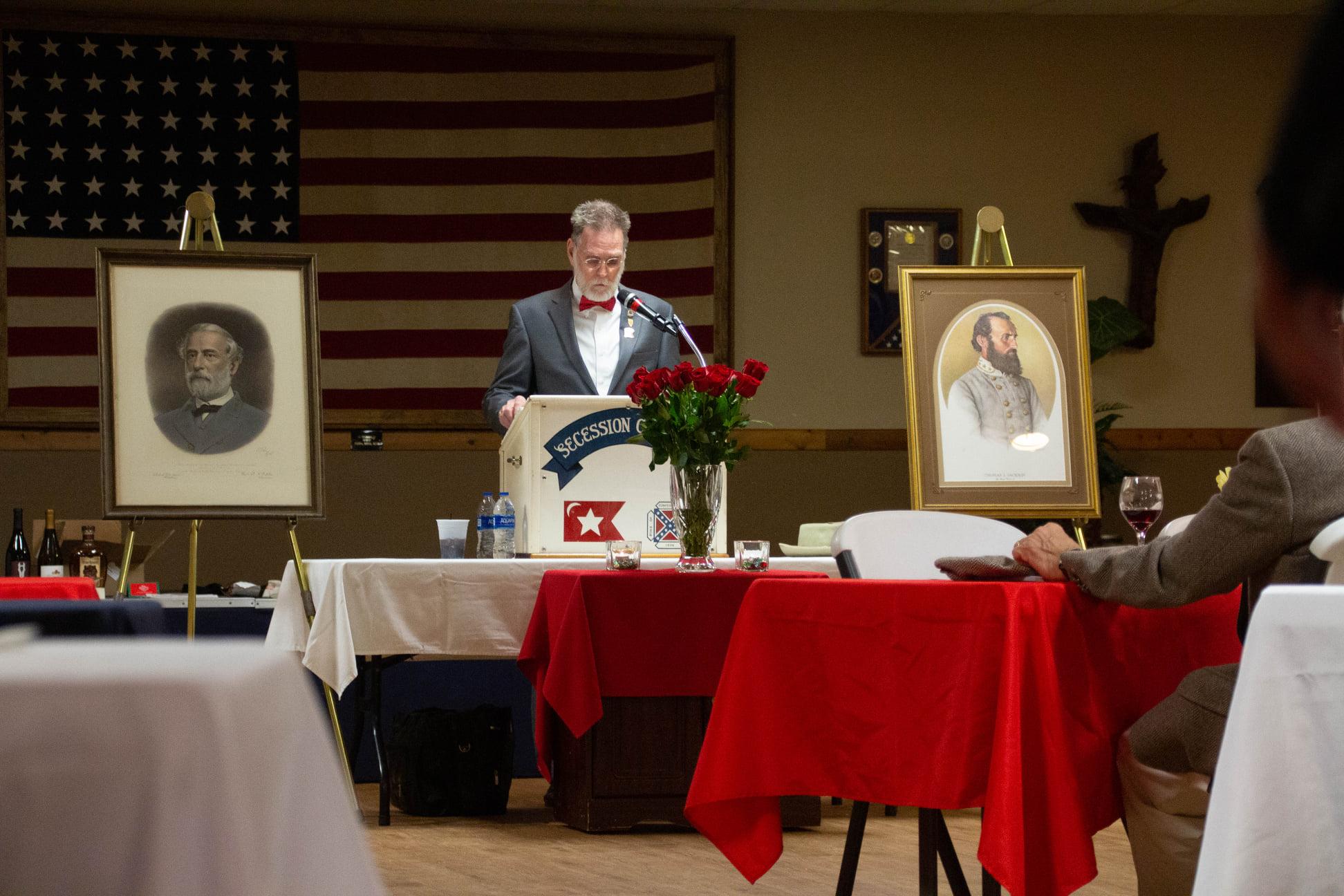 Lee Jackson Day Banquet 2021 73