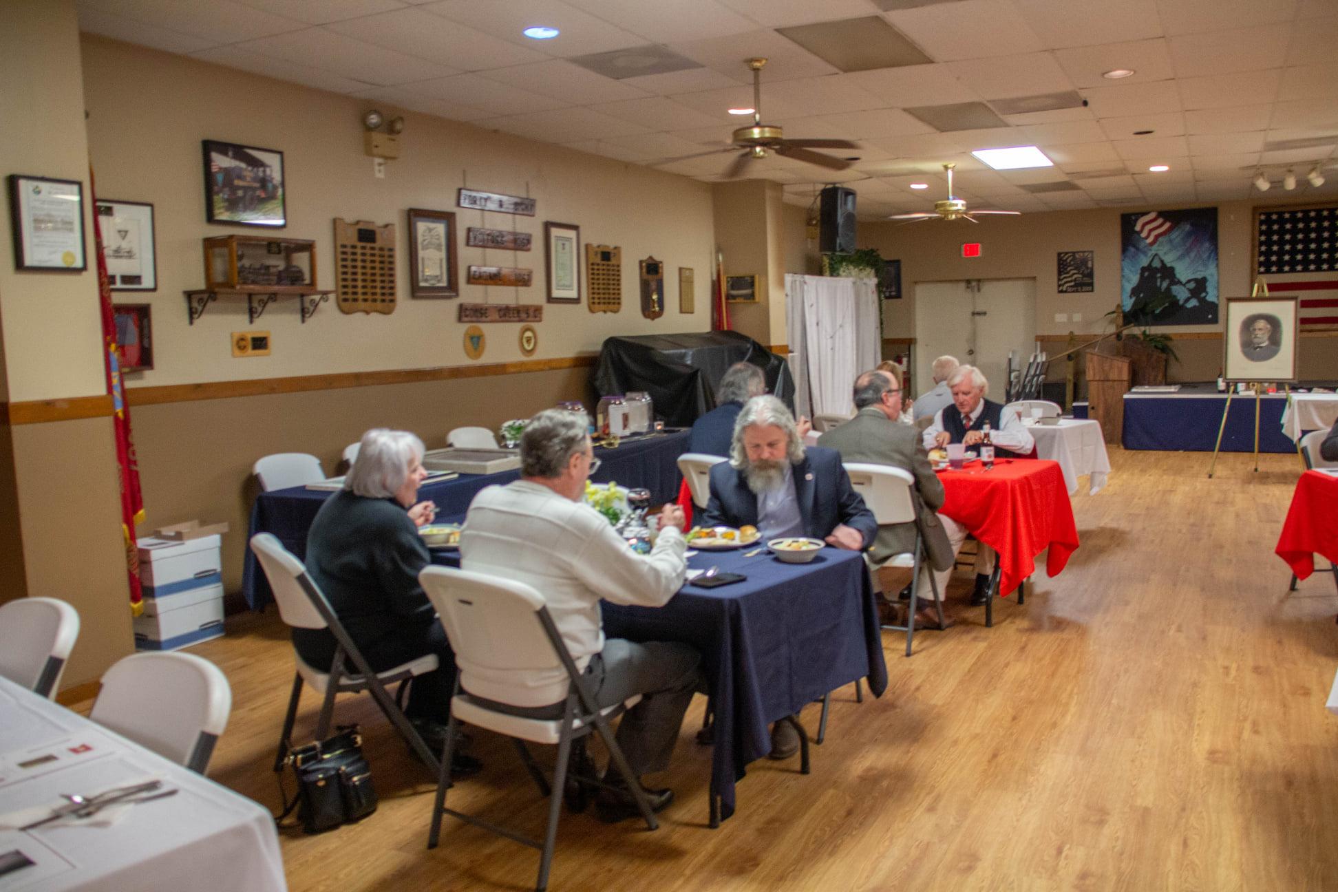 Lee Jackson Day Banquet 2021 76
