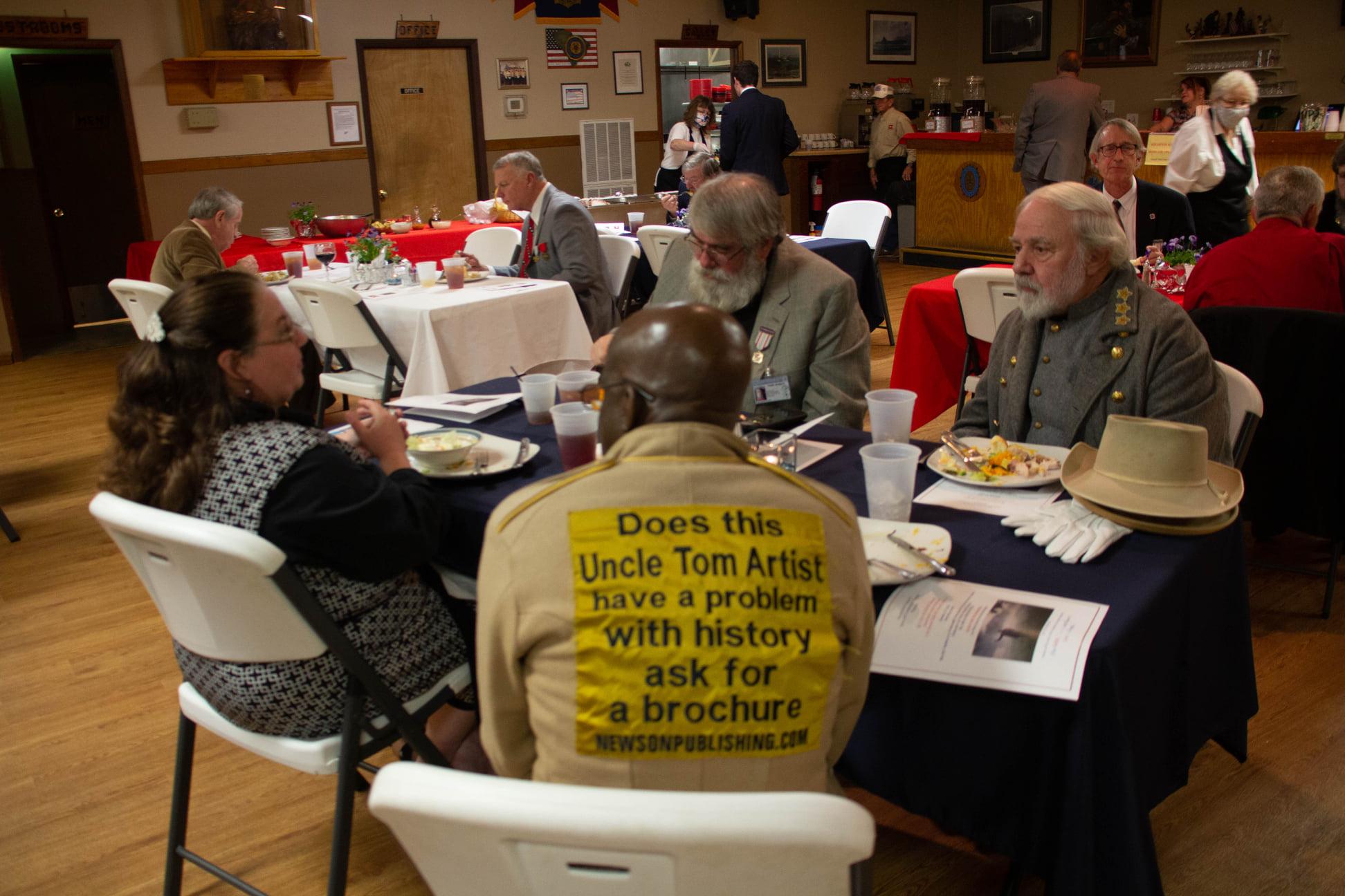 Lee Jackson Day Banquet 2021 80