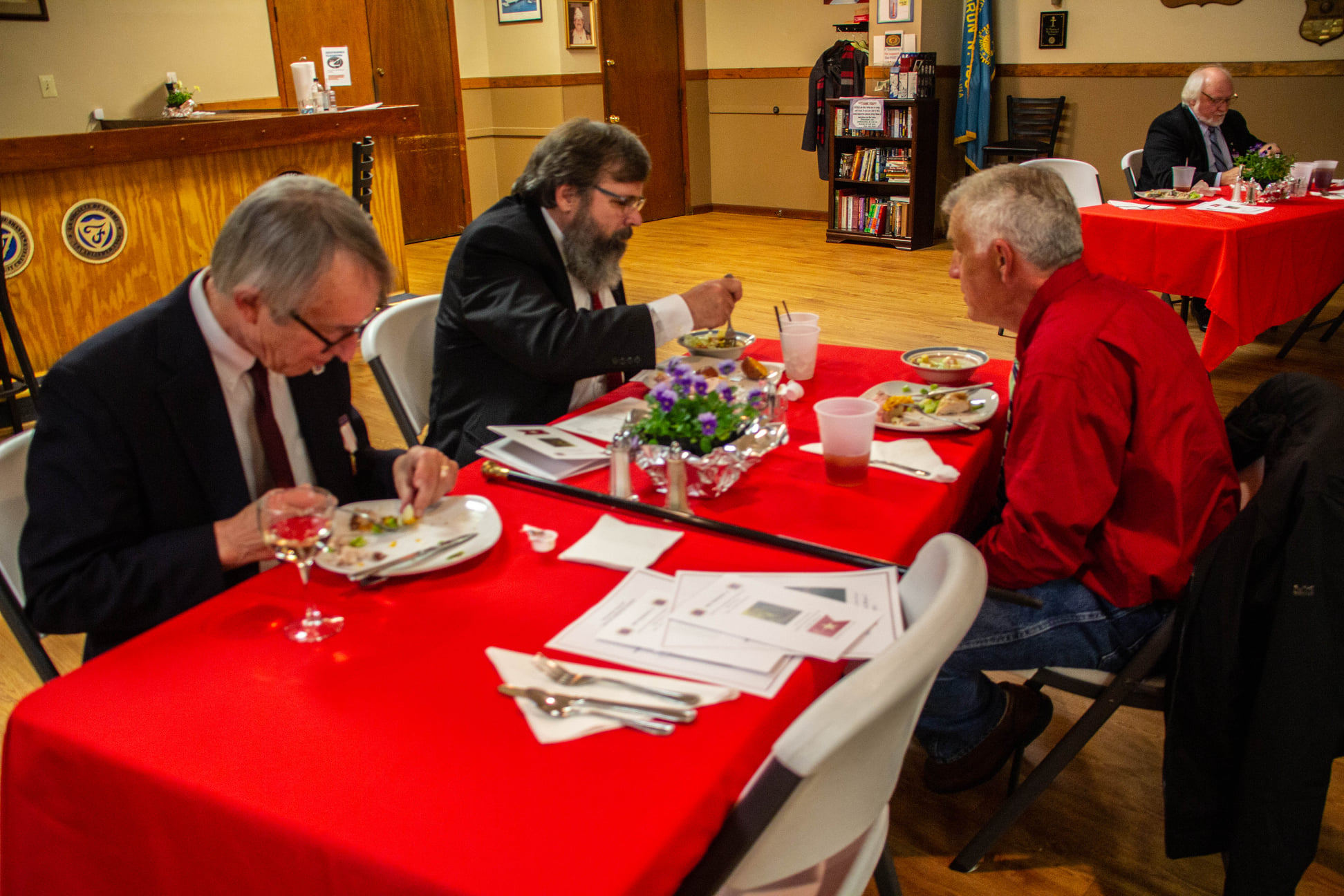 Lee Jackson Day Banquet 2021 87