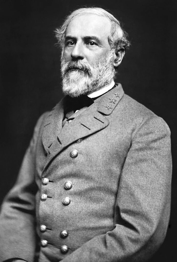 General Robert E Lee Saved tens of thousands of white and black peoples lives