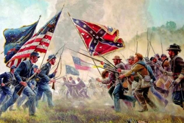 Why it is wrong to call it a Civil War