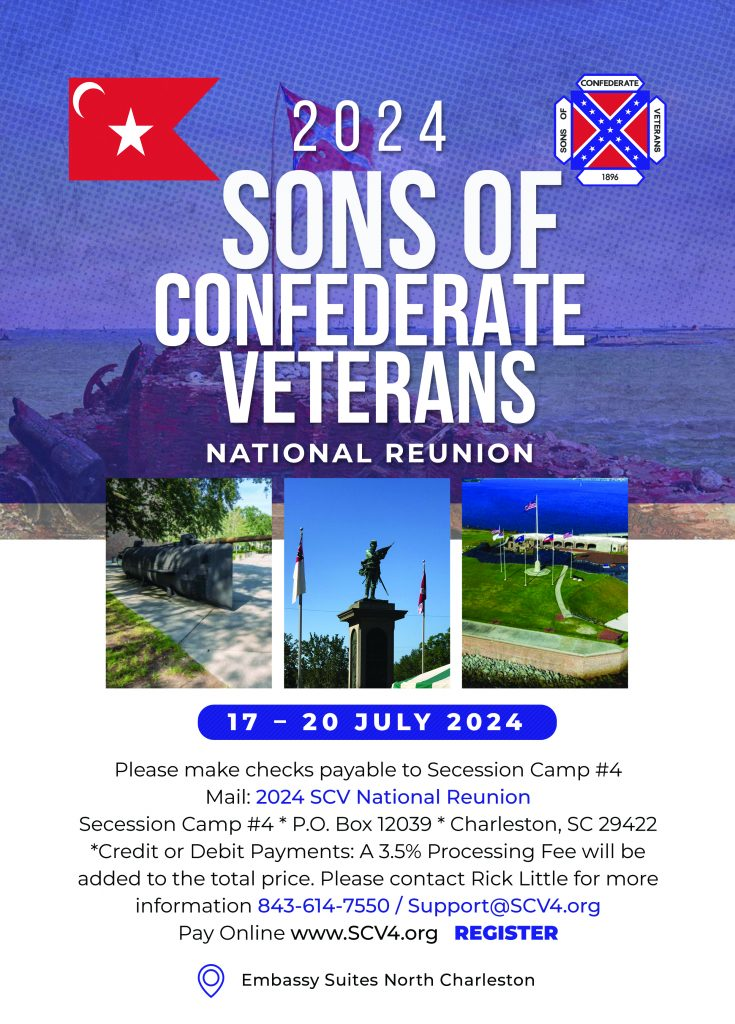 Sons of Confederate Veterans 2024 National Reunion